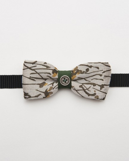 Bow Tie Forest Green