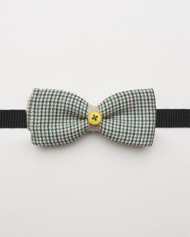 Bow Tie Green Poul