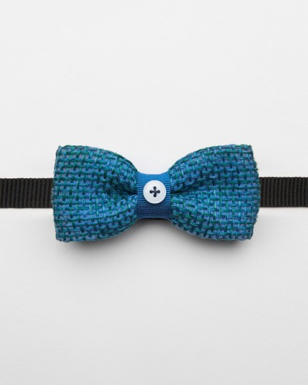Bow Tie Hemp Light Blue