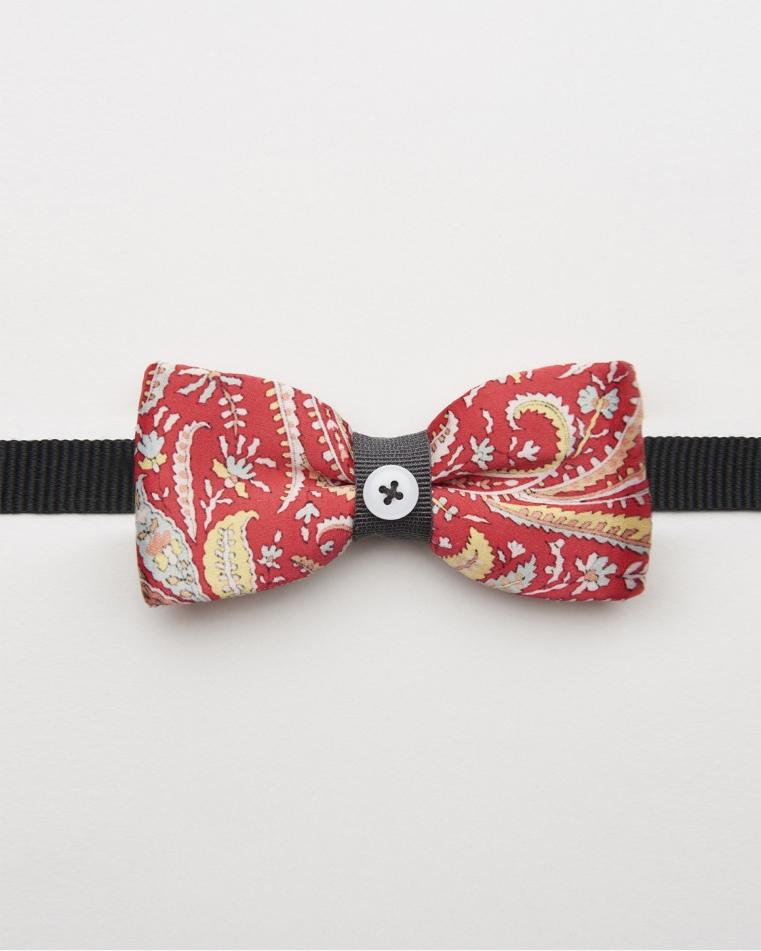 Bow Tie Sbrillo Siena Red