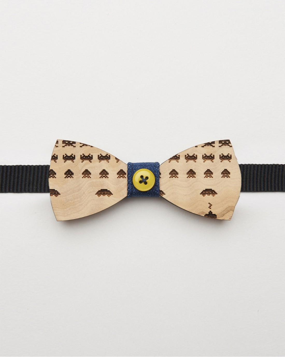 Bow Tie Space Invaders