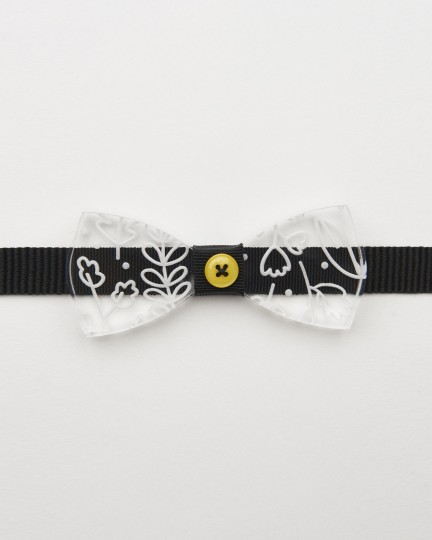 Bow Tie Black Meadow