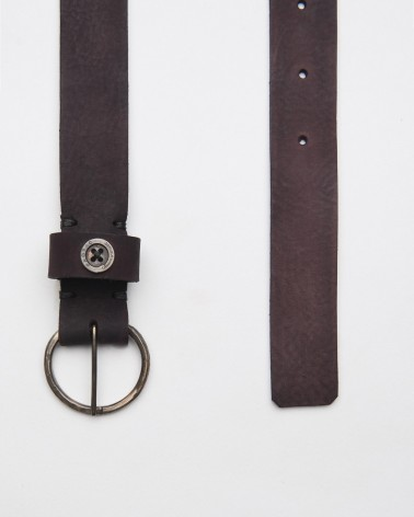 Belt Bordeaux